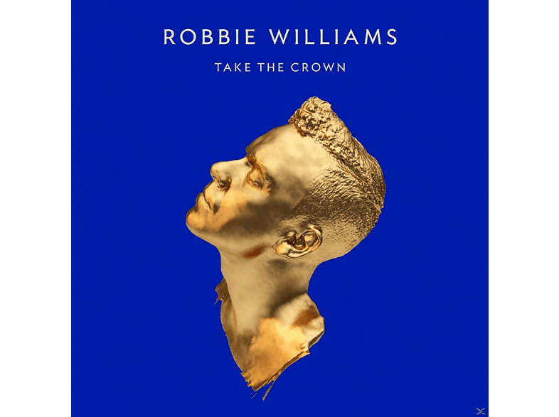 Robbie Williams - TAKE THE CROWN [CD]