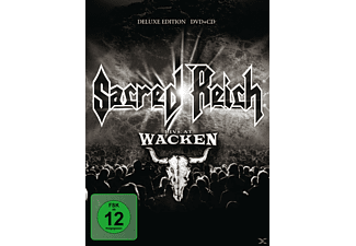 Sacred Reich - LIVE AT WACKEN OPEN AIR - (DVD + CD)