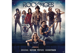 VARIOUS - Rock Of Ages - (CD)