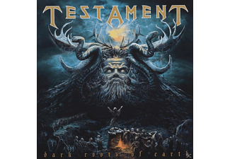 Testament Dark Roots of Earth Heavy Metal CD