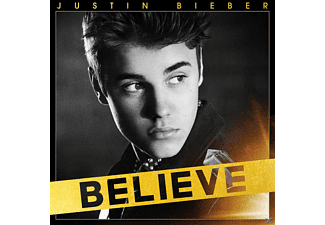 Justin Bieber - BELIEVE - (CD)