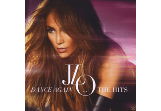 Jennifer Lopez - Dance Again...The Hits - (CD + DVD Video)
