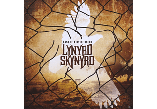 Lynyrd Skynyrd - Last Of A Dyin' Breed - (CD)