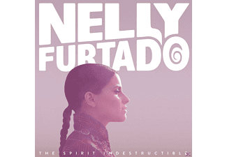 Nelly Furtado - THE SPIRIT INDESTRUCTIBLE - (CD)