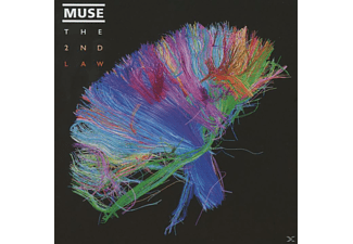 Muse - The 2nd Law (Jewelcase) CD