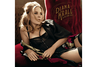 Diana Krall - GLAD RAG DOLL - (CD)