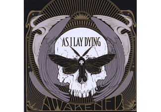 As I Lay Dying - AWAKENED [CD]