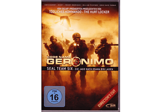 CODE NAME GERONIMO - (DVD)