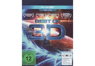 Best of 3D - Vol. 4-6 - (3D Blu-ray)