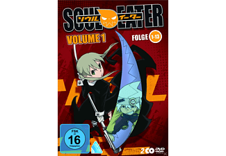 Soul Eater - Vol. 1 Episoden 1 - 13 - (DVD)