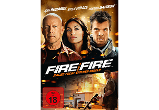 Fire with Fire Action DVD