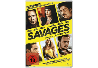Savages (Extended Version) Thriller DVD