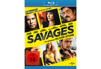 Savages (Extended Version) Thriller Blu-ray