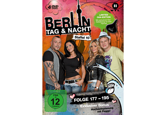 Berlin Tag & Nacht - Staffel 10 (Limited Fan-Edition) - (DVD)