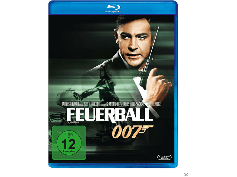 James Bond 007 - Feuerball [Blu-ray]