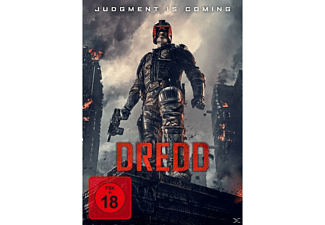 Dredd Science Fiction DVD