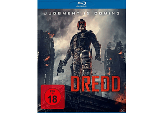Dredd Science Fiction Blu-ray
