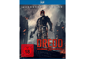 Dredd (3D) Science Fiction Blu-ray 3D