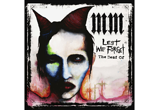 Marilyn Manson - LEST WE FORGET-THE BEST OF - (CD)