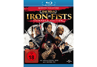 The Man with the Iron Fists (Extended Version) - (Blu-ray)