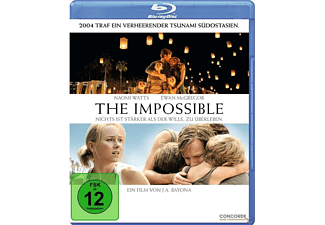 The Impossible - (Blu-ray)