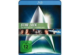 Star Trek 5: Am Rande des Universum - Remastered Science Fiction Blu-ray