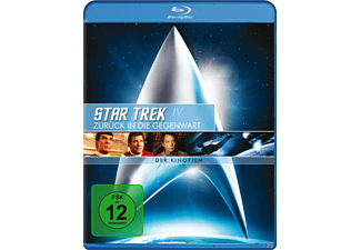 Star Trek 04 - Zurück in die Gegenwart Science Fiction Blu-ray