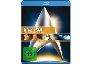 Star Trek 2 - Der Zorn des Khan (Remastered) - (Blu-ray)