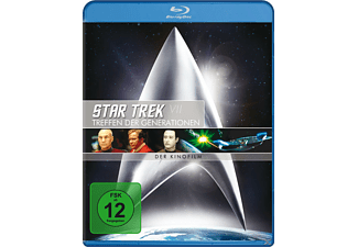 Star trek VII Genérations Science Fiction Blu-ray