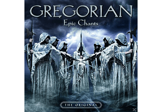 Gregorian - Epic Chants - (CD)