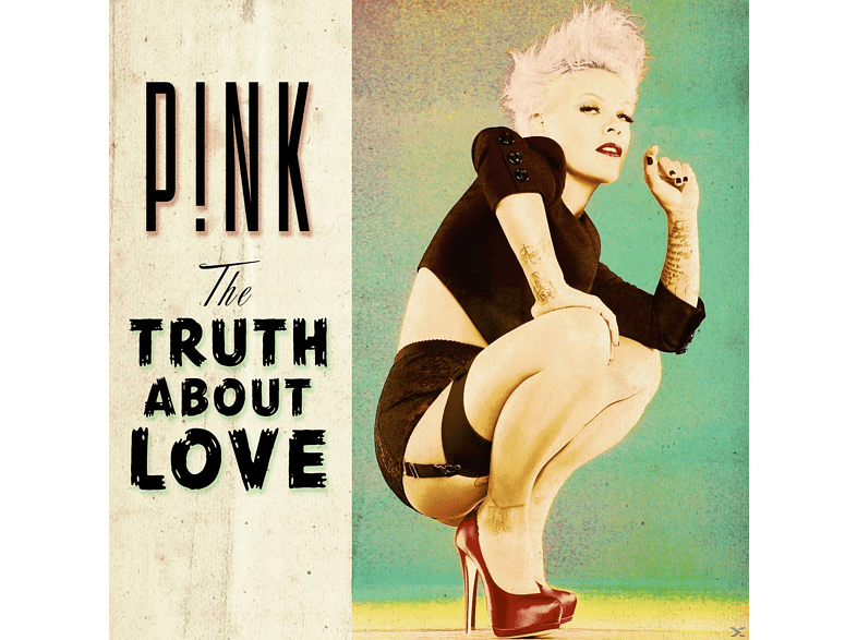 P!nk - The Truth About Love [CD]
