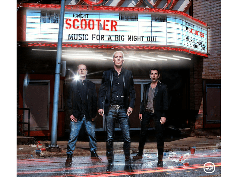 Scooter - Music For A Big Night Out (Limited) [CD]