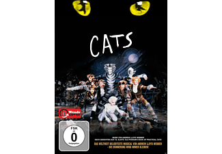 Cats-Musical Rock/Pop DVD + Video Album