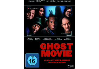 Ghost Movie - (DVD)