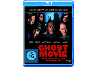 Ghost Movie - (Blu-ray)
