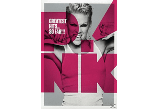 P!nk - Greatest Hits... So Far!!! [DVD]