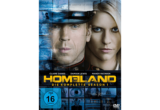Homeland - Staffel 1 - (DVD)
