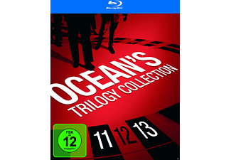 Ocean's Trilogy Collection - (Blu-ray)