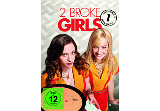 Two Broke Girls - Staffel 1 Komödie DVD