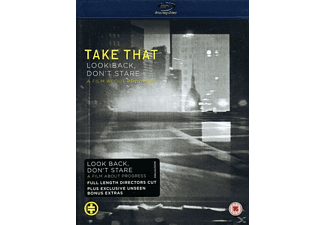 Take That - Look Back, Don't Stare - A Film About Progress [Blu-ray]