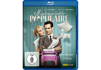 Mademoiselle Populaire - (Blu-ray)