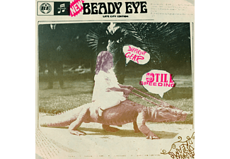 Beady Eye - Different Gear, Still Speeding - (CD + DVD)