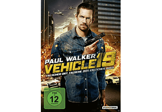Vehicle 19 Thriller DVD