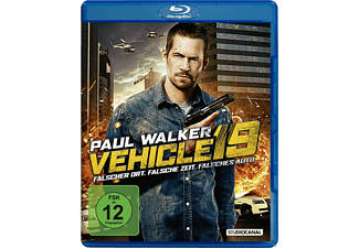 Vehicle 19 Thriller Blu-ray
