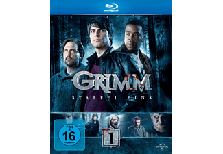 Grimm - Staffel 1 Box Fantasy Blu-ray