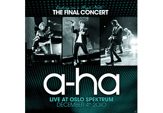 A-Ha - A-Ha - Ending On A High Note - The Final Concert - (CD)