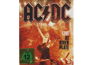 AC/DC - Live At River Plate - (Blu-ray)
