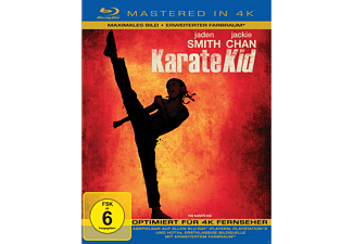 Karate Kid (4K Mastered) - (Blu-ray)