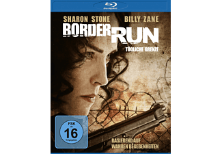 BORDER RUN - (Blu-ray)