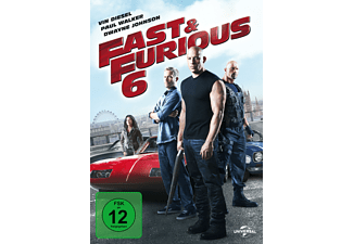 Fast & Furious 6 Action DVD